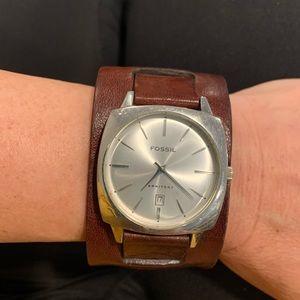 Fossil Arkitekt watch